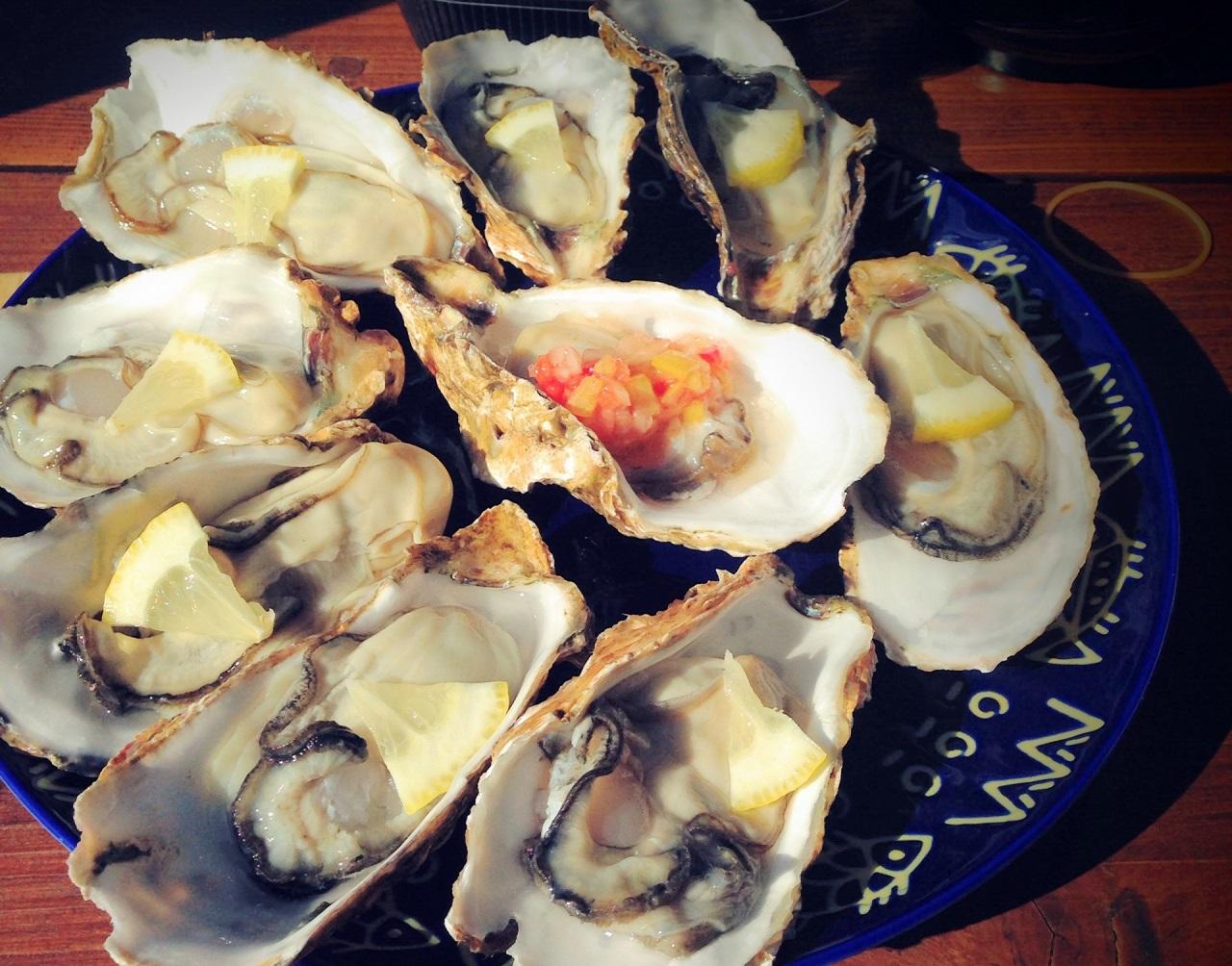 อาหารท้องถิ่น จ.มิเอะ (Mie) - หอยนางรมมาโตยะ (Matoya Oyster)