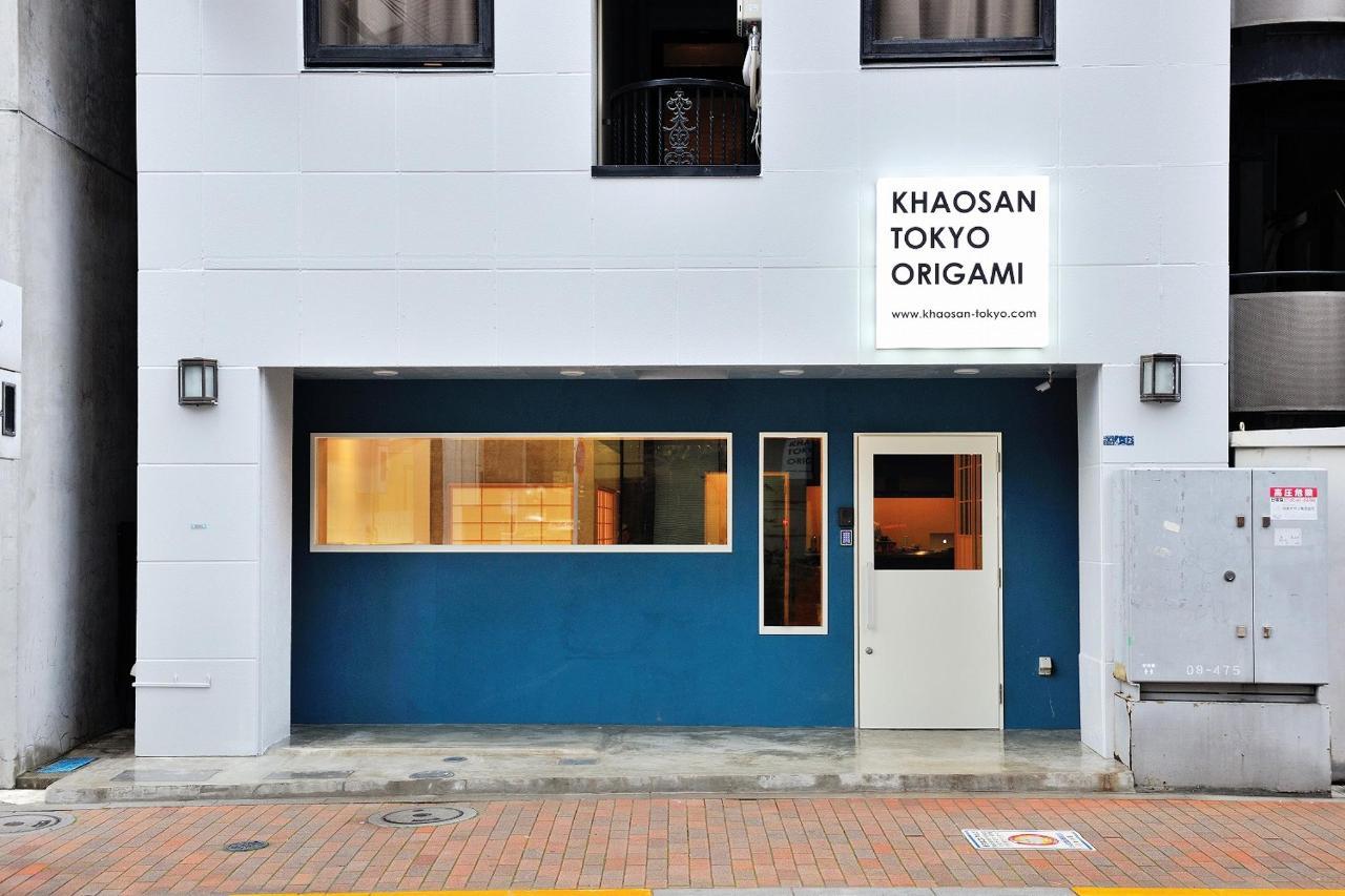 โฮสเทล ใน โตเกียว : Khaosan Tokyo Origami