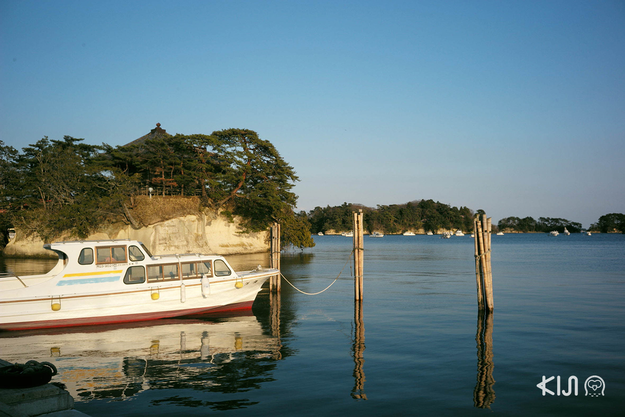 เที่ยวมัตสึชิมะ (Matsushima) จังหวัดมิยากิ