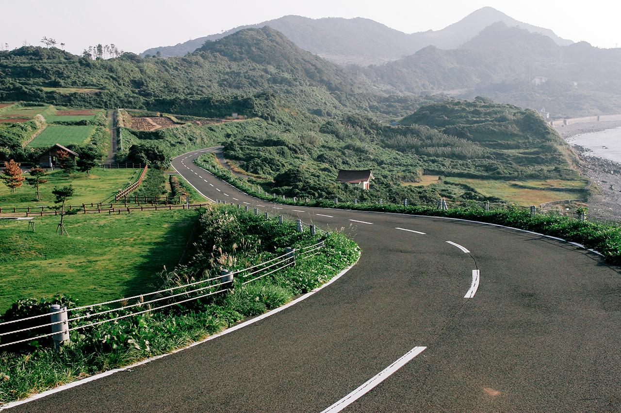สถานที่เที่ยวในจ.นางาซากิ (Nagasaki) และ ซากะ (Saga) - Ikitsuki Sunset Way