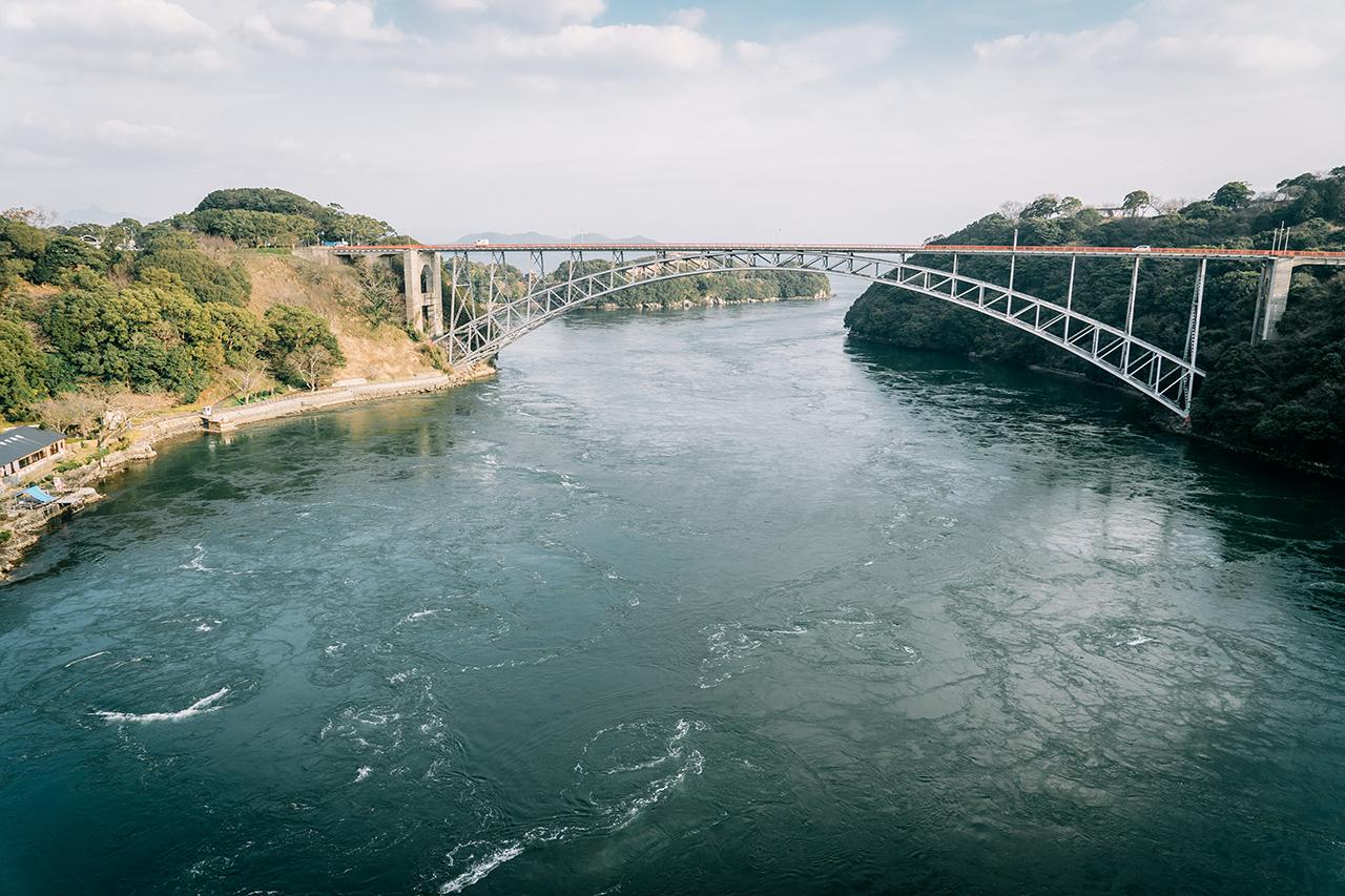 สถานที่เที่ยวในจ.นางาซากิ (Nagasaki) และ ซากะ (Saga) - Shinsaikaibashi Bridge