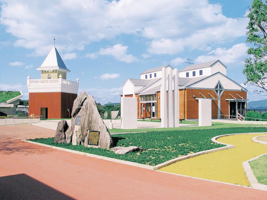 สวนโยโกเสะอุระ (Yokoseura Park) จุดชมวิวทะเลในจ.นางาซากิ