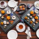 afternoon tea-conrad tokyo-halloween set-tokyo