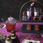 afternoon tea-intercontinental tokyo bay-new york lounge-festive menu-tokyo