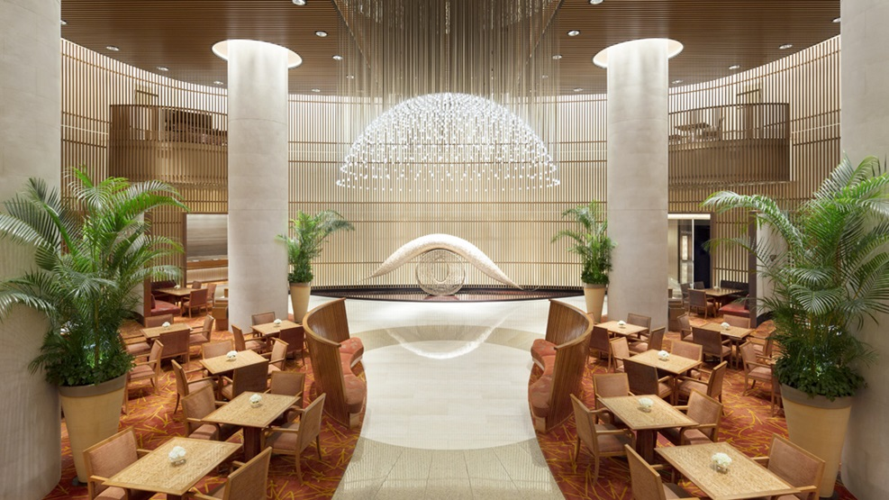 8 Afternoon Teas in Tokyo : The Lobby