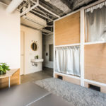 bunka hostel-sleeping-room-asakusa-tokyo