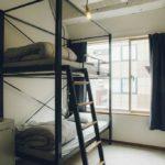citan hostel, room, nihonbashi, tokyo