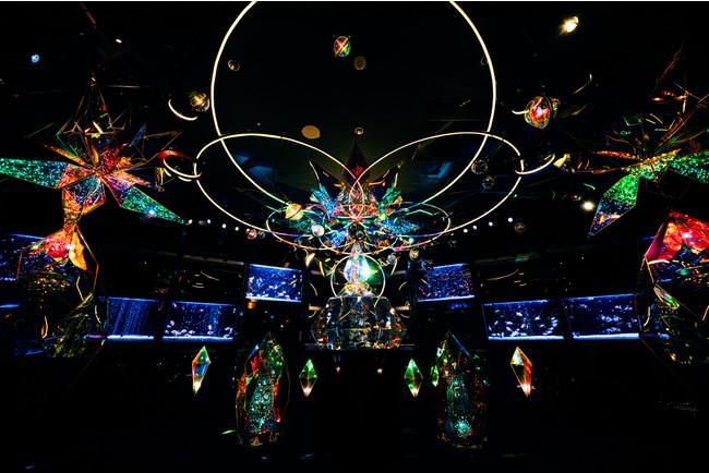Aquarium Space Travel UNDER WATER SPACE พิพิธภัณฑ์สัตว์น้ำในธีมอวกาศ