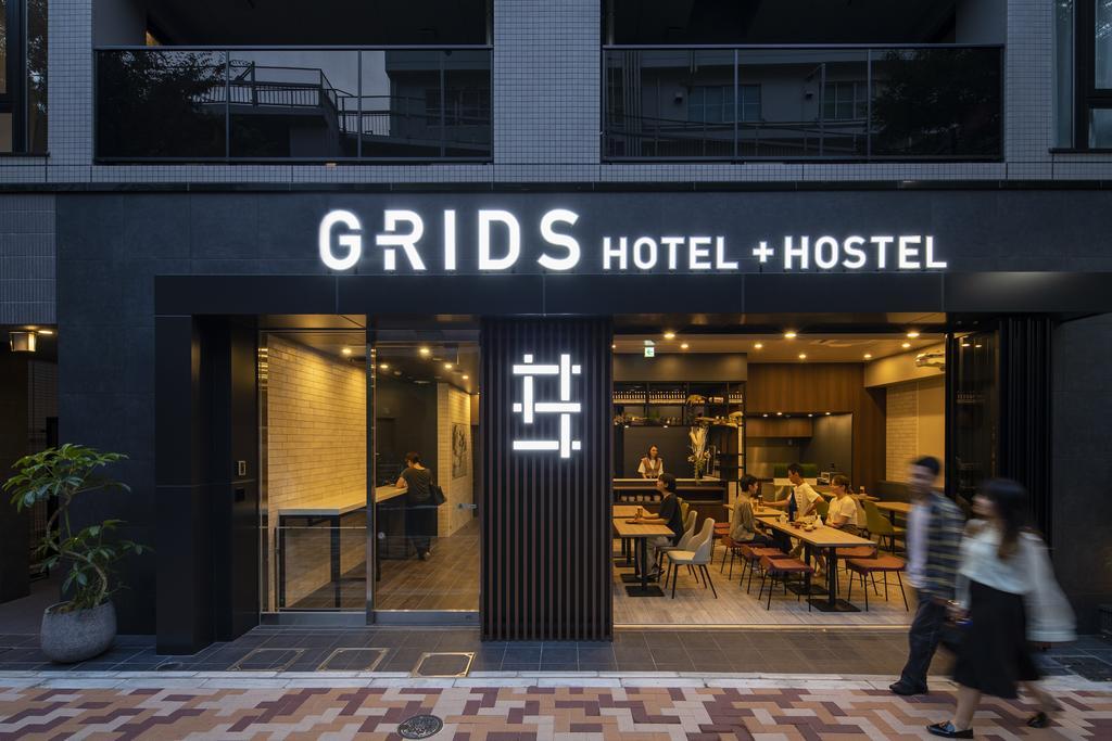 โฮสเทล ใน โตเกียว : GRIDS HOTEL + HOSTEL