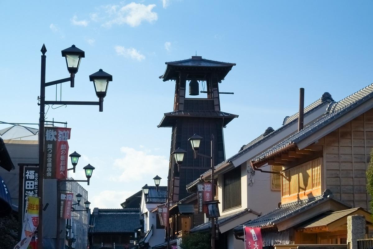 คาวาโกเอะ (Kawagoe) เมืองเก่าในจังหวัดไซตามะ
