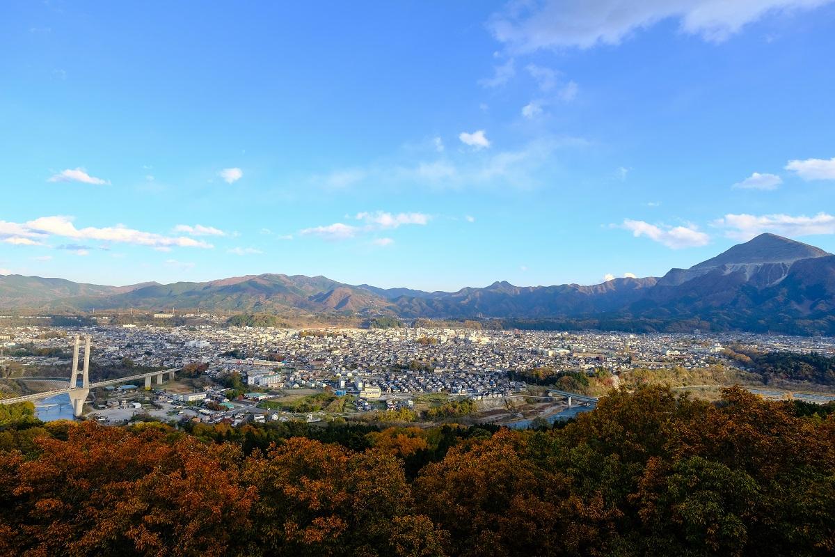 จิจิบุ มิวซ์ ปาร์ค (Chichibu Muse Park) จุดชมวิวเมืองและธรรมชาติในจังหวัดไซตามะ