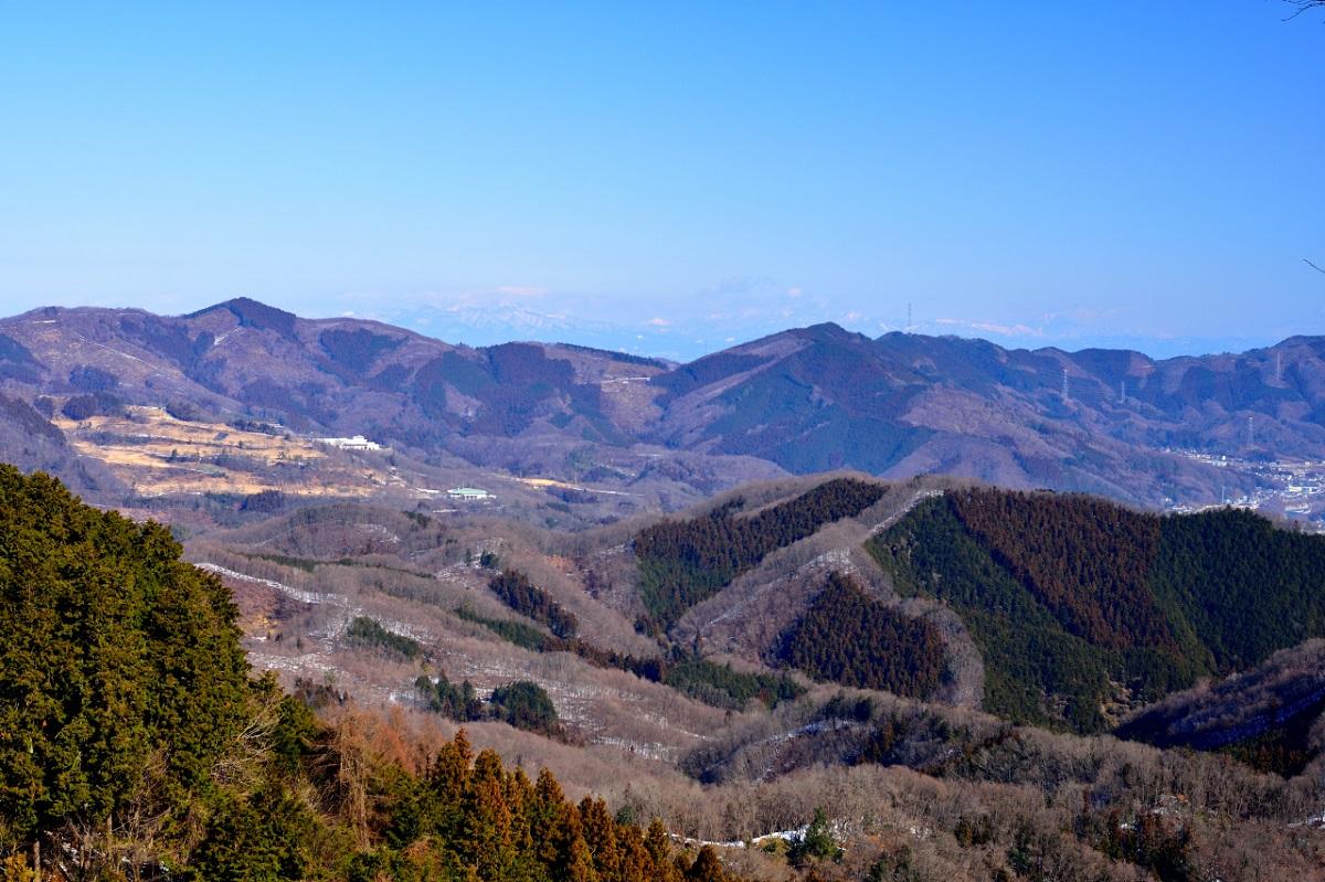 วิวภูเขาโฮโด (Mt. Hodo) จ.ไซตามะ