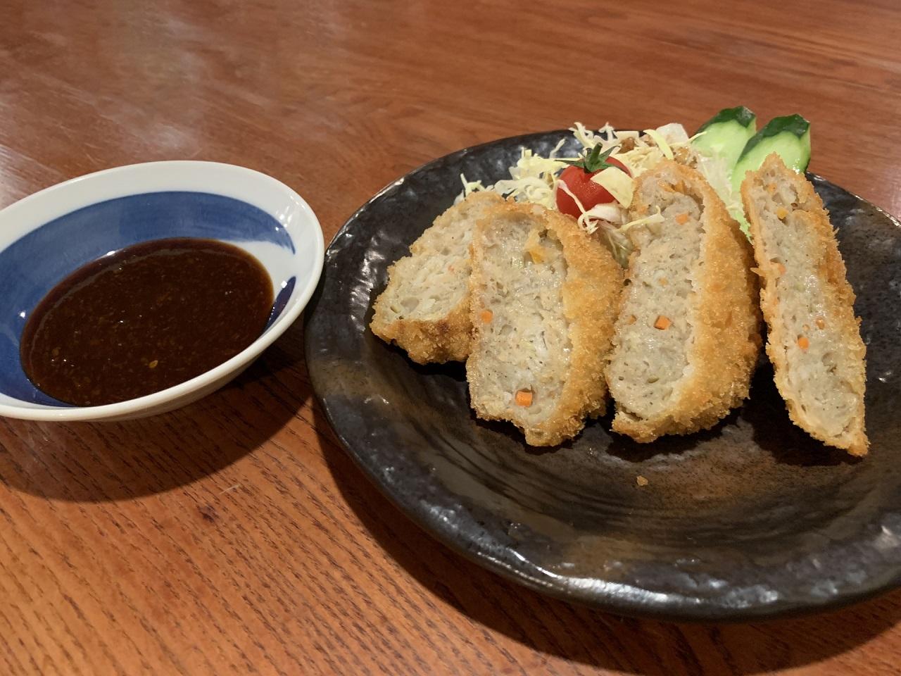อาหารพื้นเมือง จ.เอฮิเมะ (Ehime) - Jako Katsu