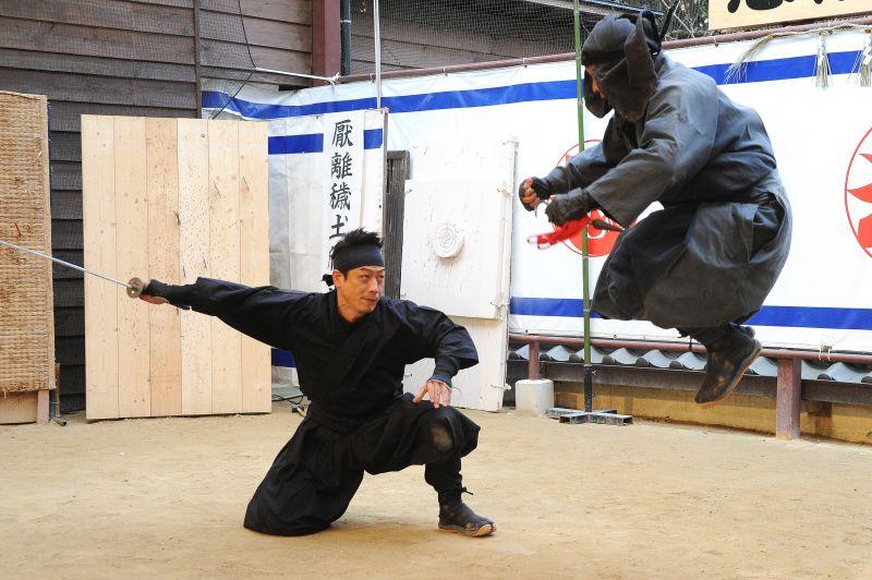 พิพิธภัณฑ์นินจาสำนักอิกะ (Ninja Museum of Iga-ryu)