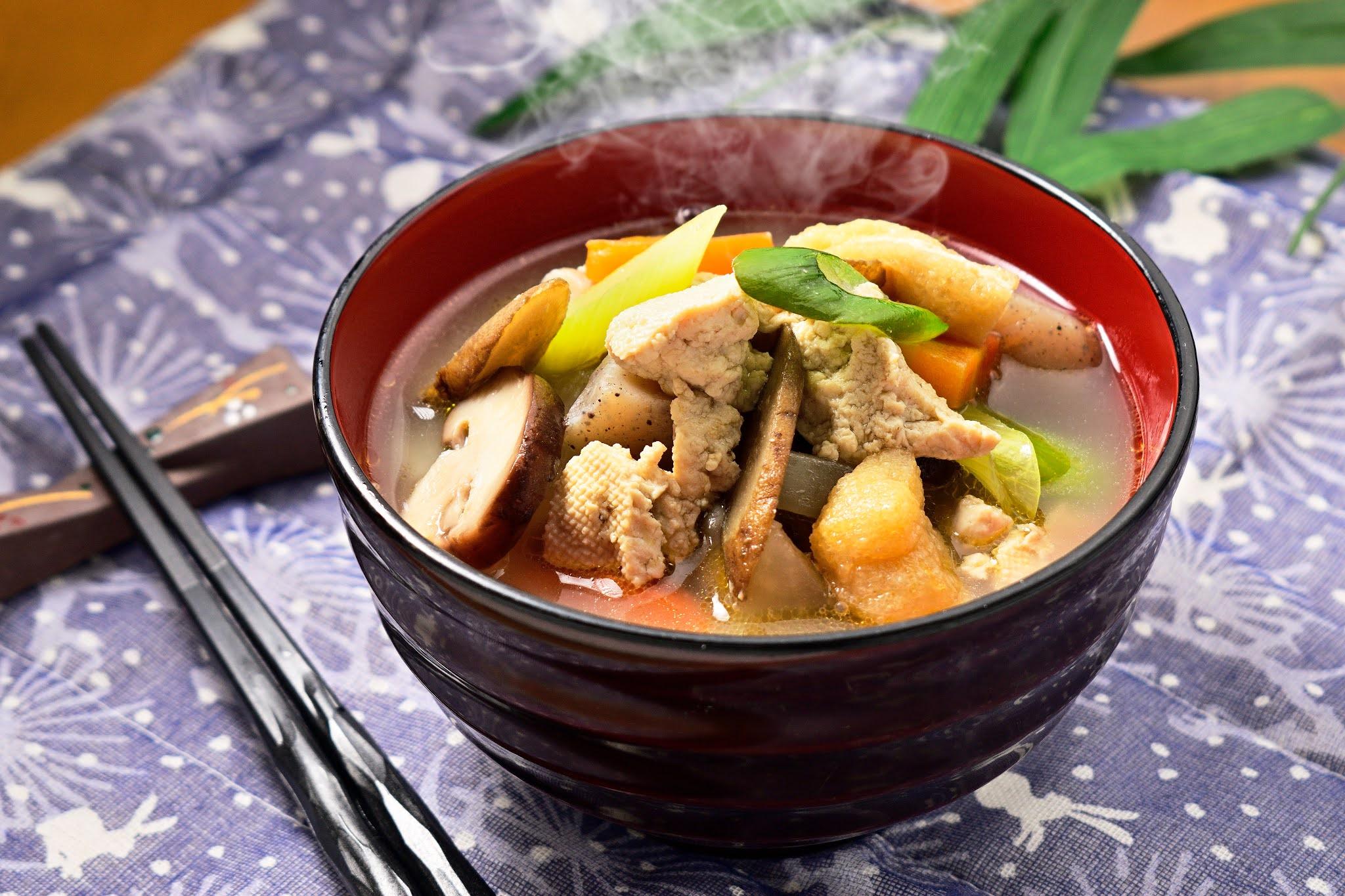 อาหาร เมืองคามาคุระ จ.คานางาวะ - Kenchinjiru