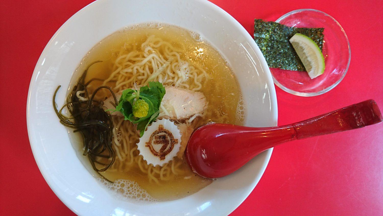 อาหารท้องถิ่น จ.เอฮิเมะ (Ehime) - Imabari Ramen