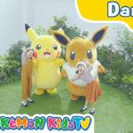 (Dance) I Love Pikachu _ Eevee
