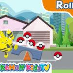 (Education _ Entertainment) Rolling Poke balls