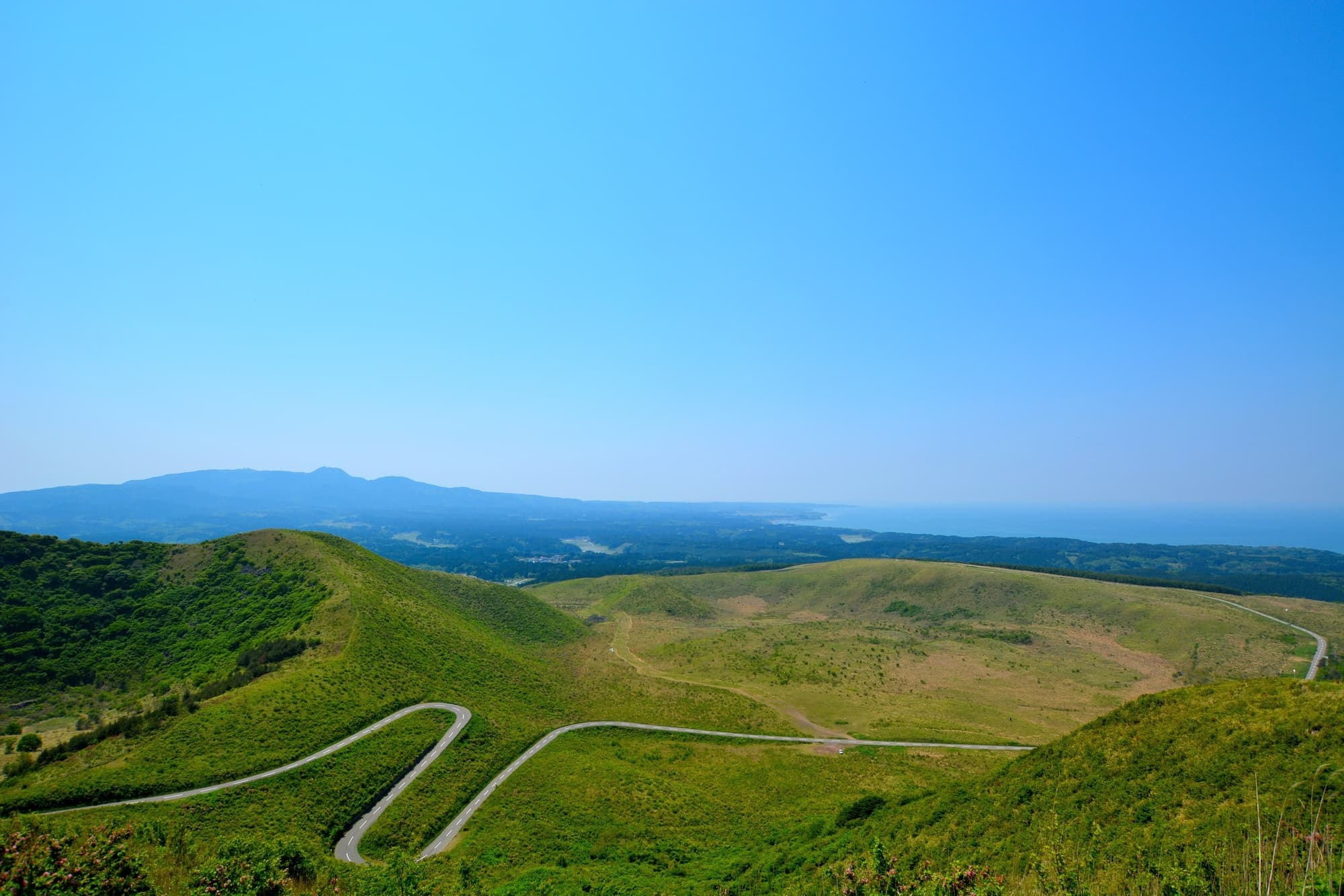 """สถานที่เที่ยวในภูมิภาค """"โทโฮคุ"""" ฤดูร้อน - เขาคังปู (Mt. Kanpu) เมืองโองะ (Oga)"""