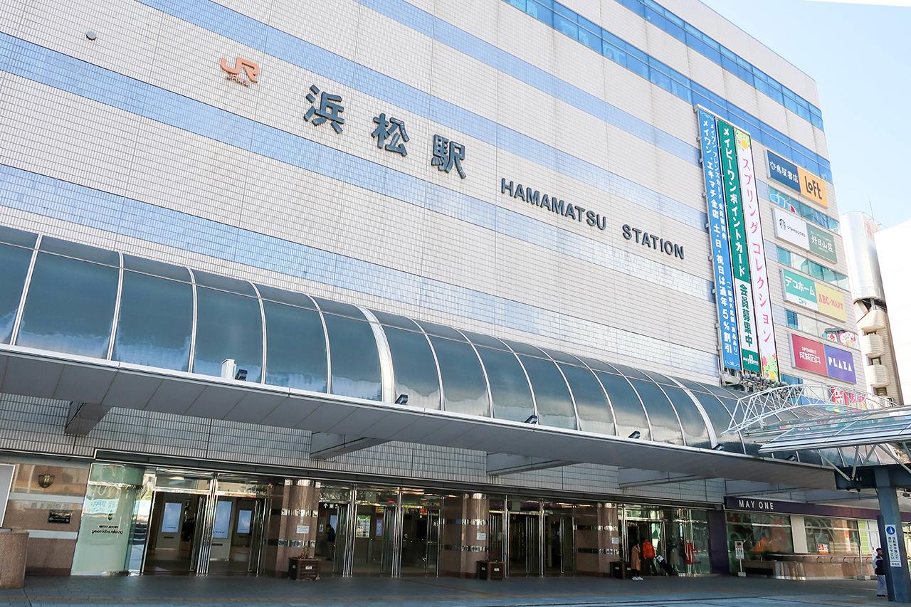 เที่ยวฮามามัตสึ : Hamamatsu Station