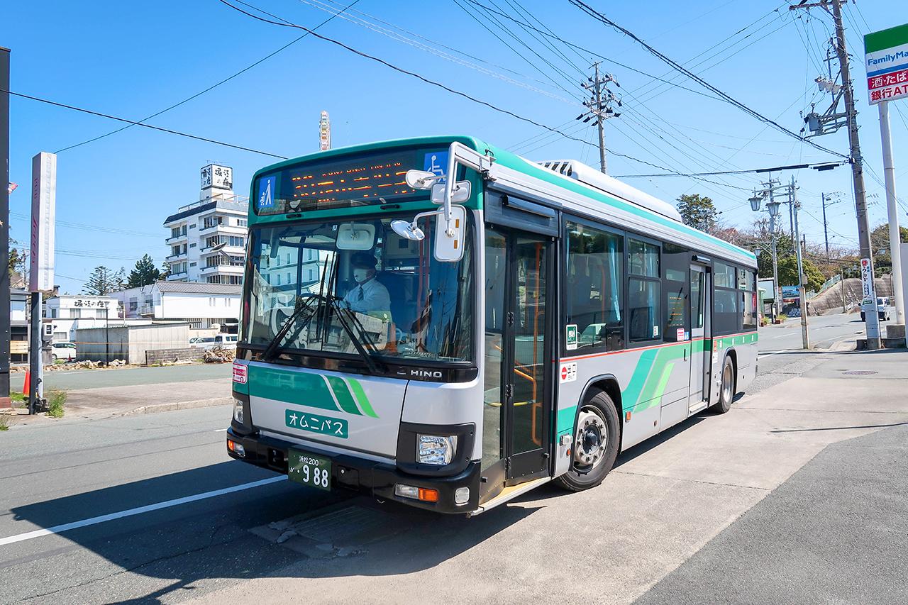 เที่ยวฮามามัตสึ : นั่งรถบัสไปย่านคันซันจิ ออนเซ็น (Kanzanji Onsen)