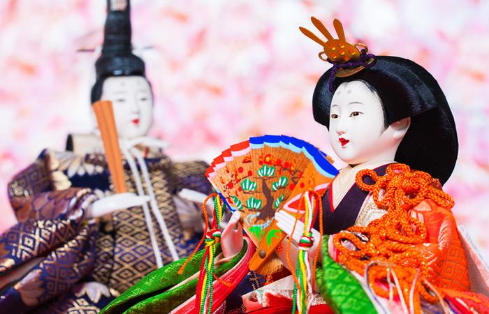 """ฮินะนินเงียว ตุ๊กตาประจำ """"เทศกาลฮินะมัตสึริ (Hina Matsuri)"""""""