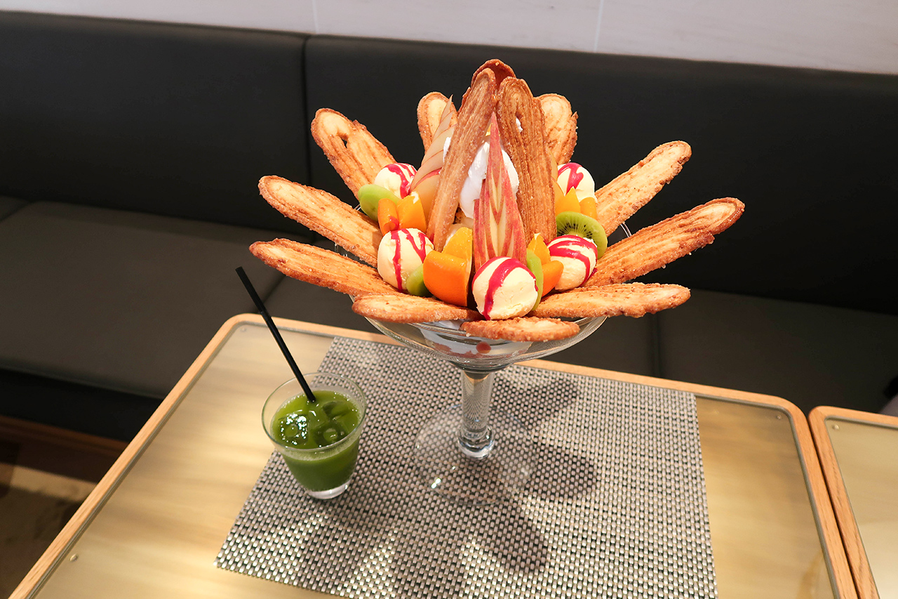 เที่ยวฮามามัตสึ พร้อมแวะชิม Unagi Pie Jumbo Parfait