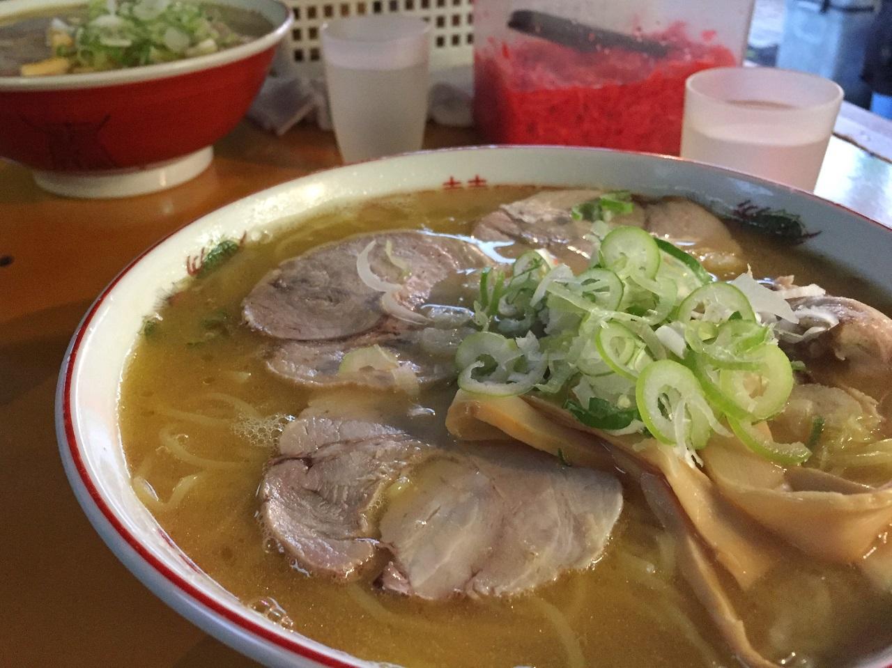 อาหาร จ.ฟุกุอิ (Fukui) - Tsuruga Ramen