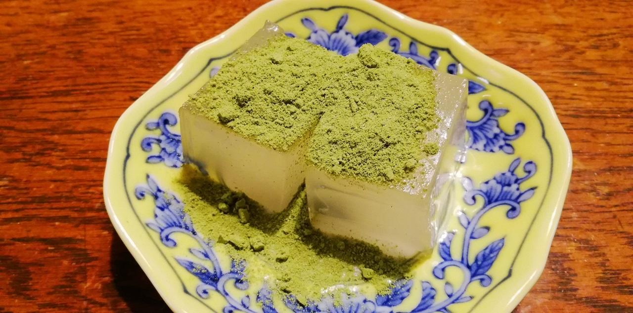 วาราบิโมจิ (Warabi Mochi)