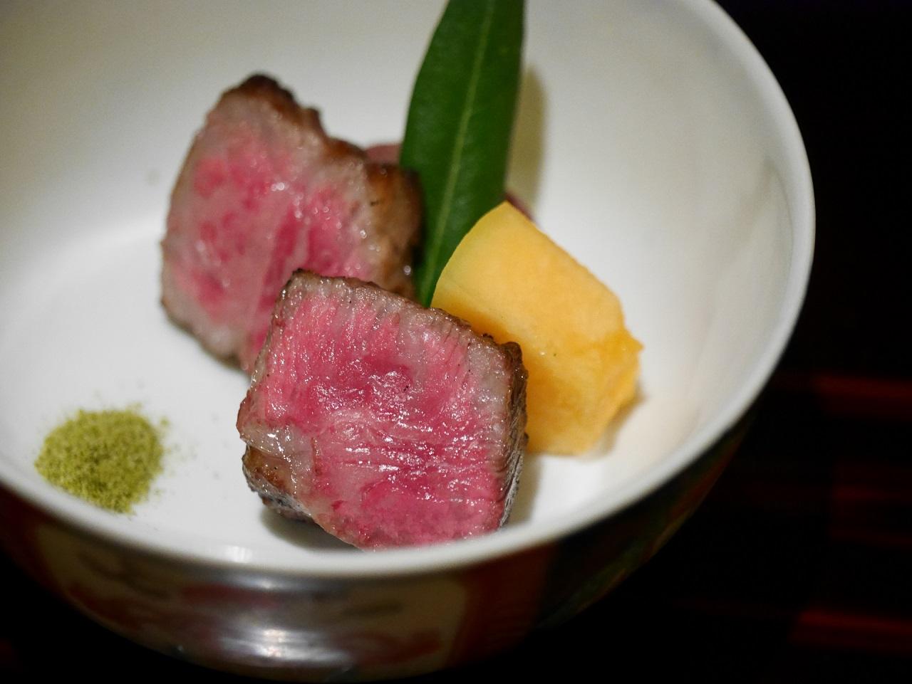 อาหาร จ.คางาวะ (Kagawa) - Olive Beef