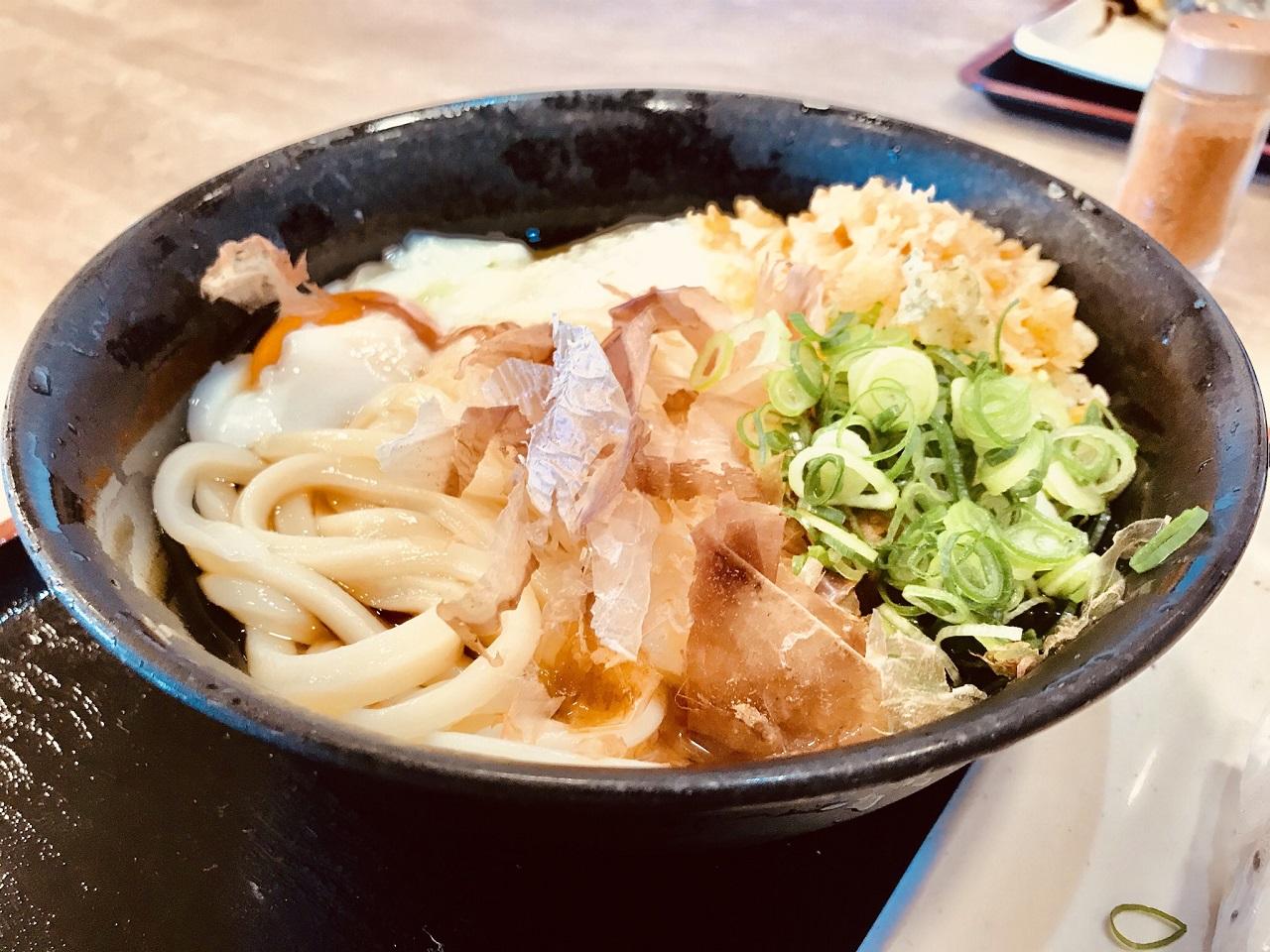 อาหาร จ.คางาวะ (Kagawa) - Sanuki Udon