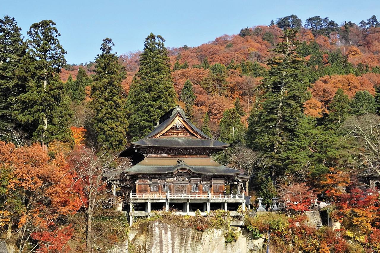 ที่เที่ยวฟุกุชิมะ (Fukushima) - Enzoji Temple