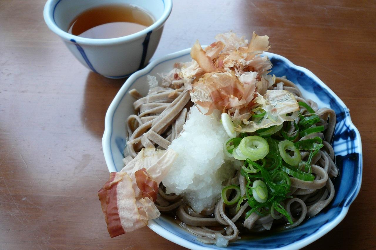 อาหาร จ.ฟุกุอิ (Fukui) - Echizen Oroshi Soba