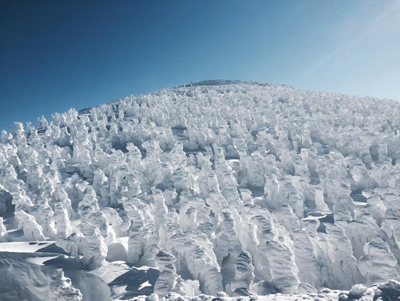 ภูเขาซาโอะ จังหวัด ยามากาตะ
