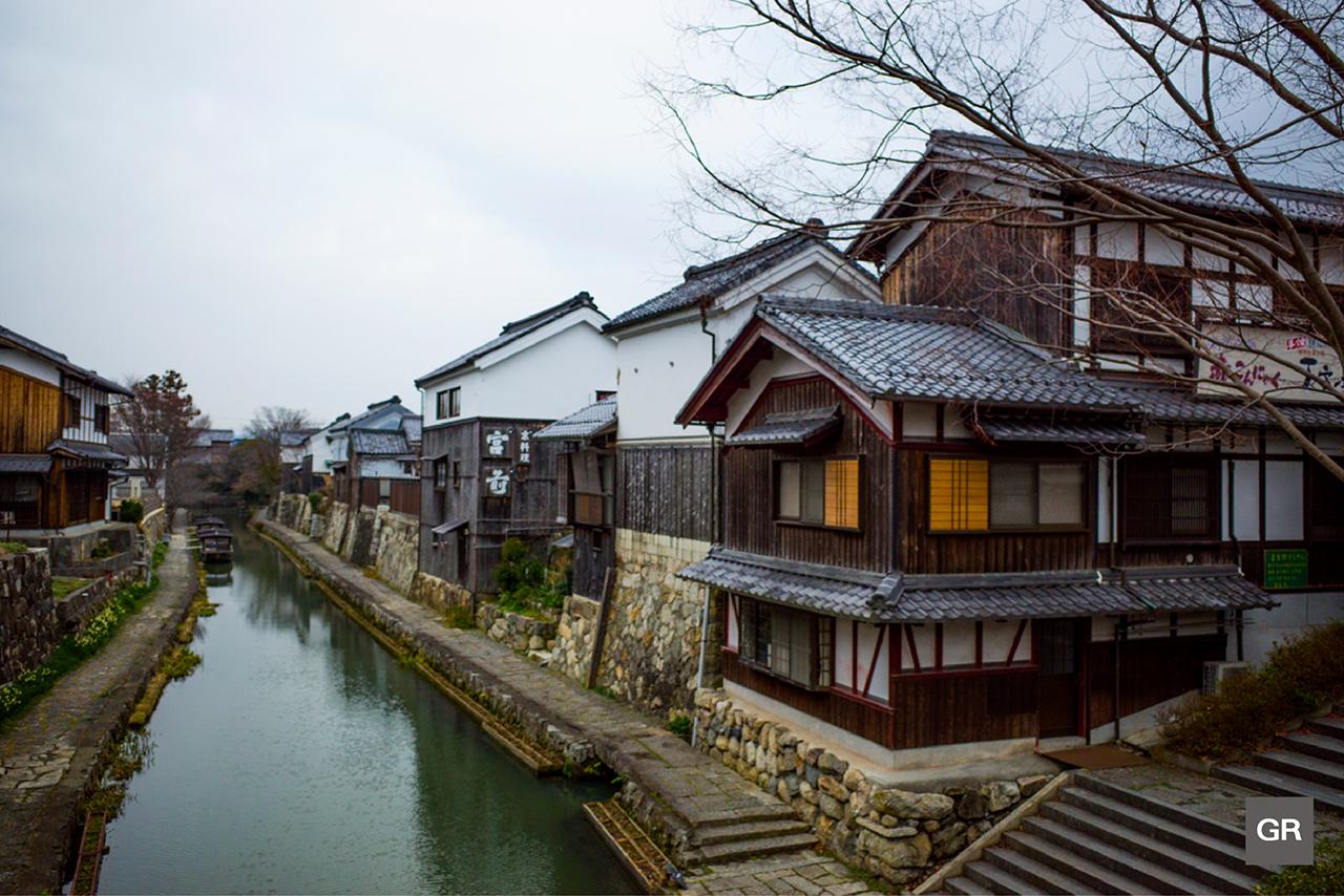 Omihachiman เมืองที่ตั้งของ Club Harie