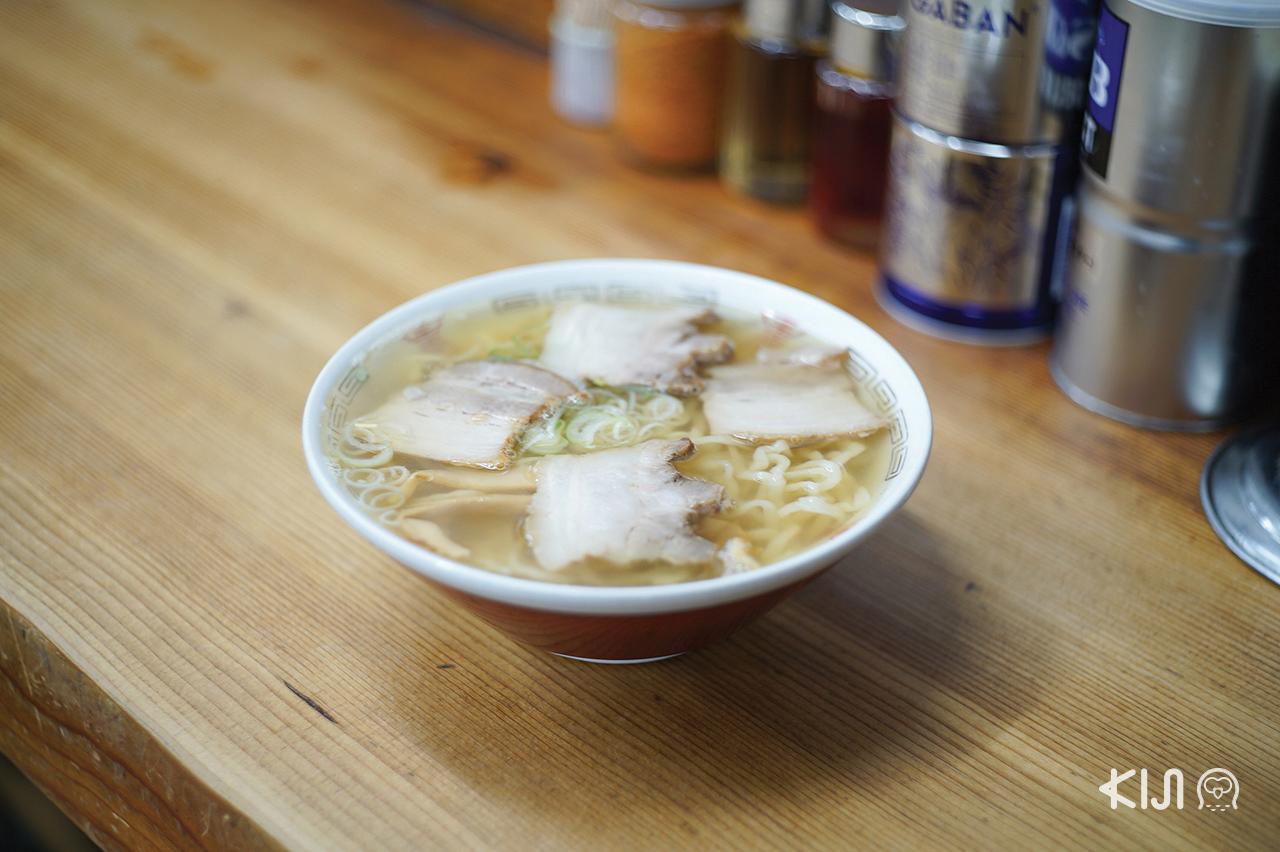 อาหาร จ.ฟุกุชิมะ - Kitakata Ramen เมืองคิตะคาตะ