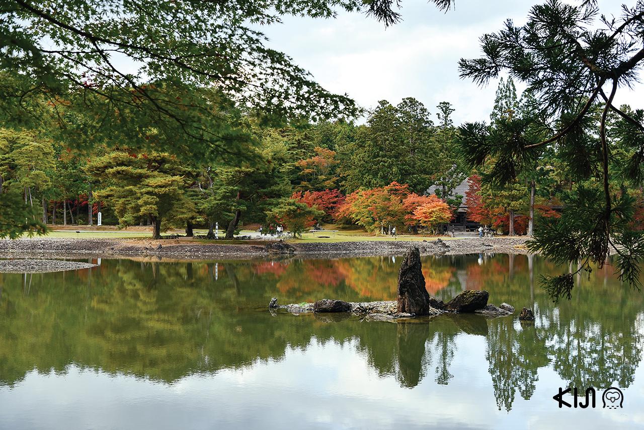 เที่ยว จ.อิวาเตะ (Iwate) - วัดชูซอนจิและโมสึจิ (Chusonji – Motsuji Temple)