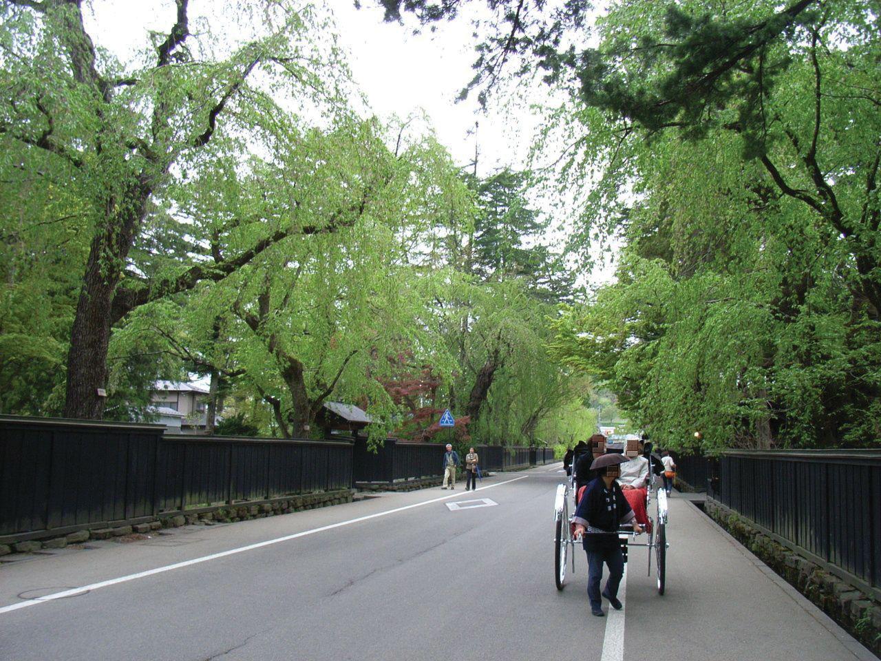 เที่ยวอาคิตะ : แวะหมู่บ้านซามูไร Kakunodate