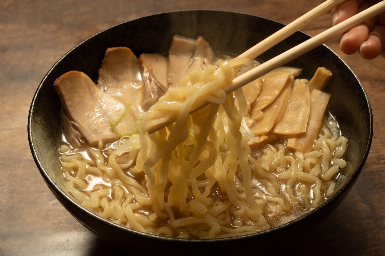 อาหาร จ.ฟุกุชิมะ (Fukushima) - Kitakata Ramen