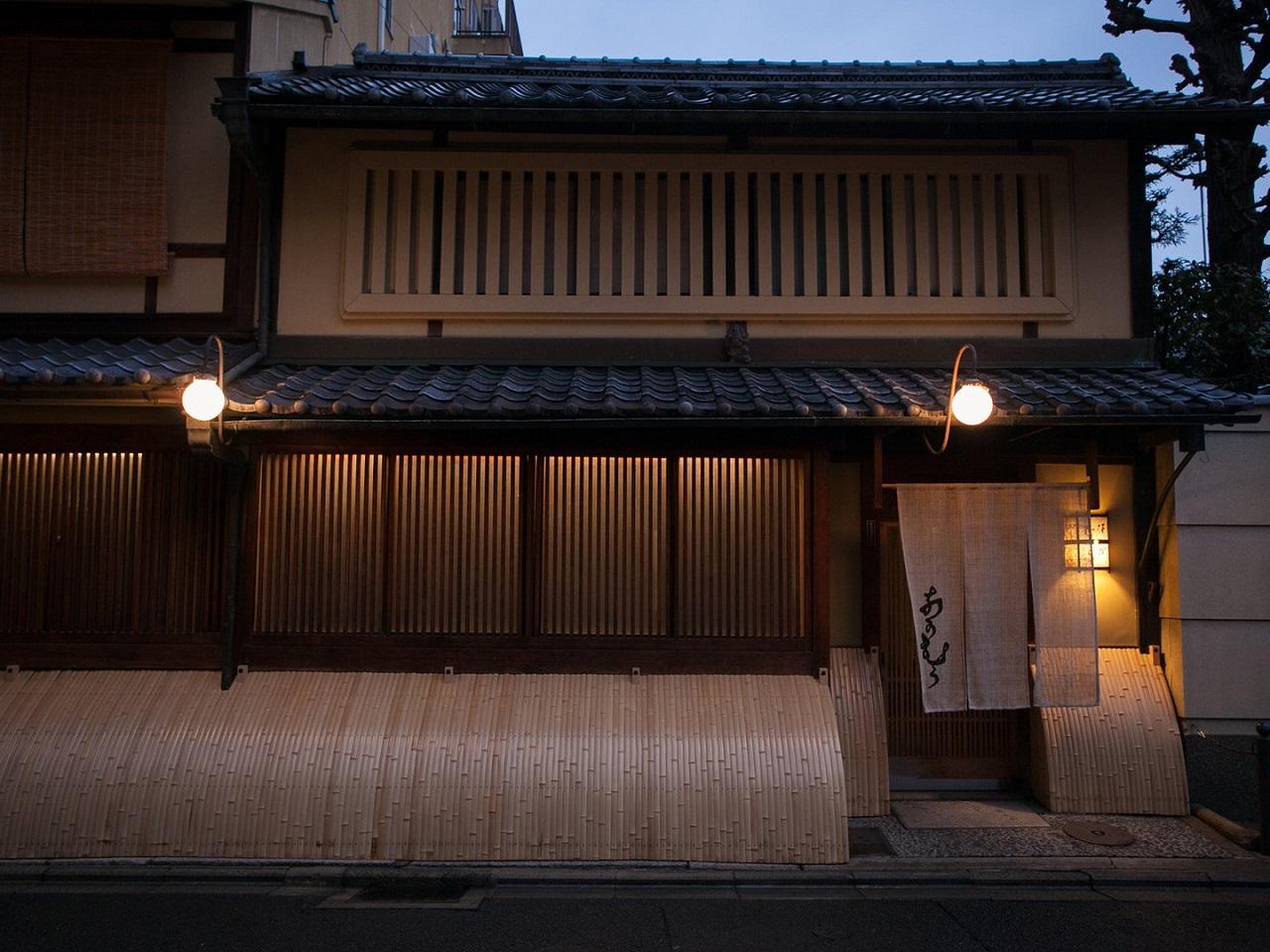 ร้าน มิชลิน 3 ดาว ใน เกียวโต : Isshisoden Nakamura