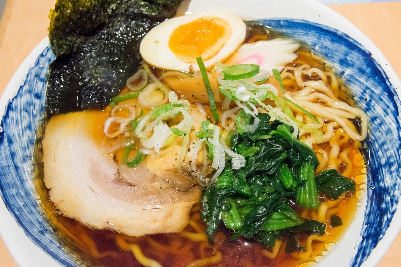 อาหาร จ.ฟุกุชิมะ (Fukushima) - Shirakawa Ramen