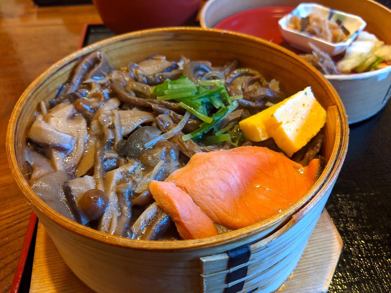 อาหารท้องถิ่น จังหวัดฟุกุชิมะ (Fukushima) - Wappameshi