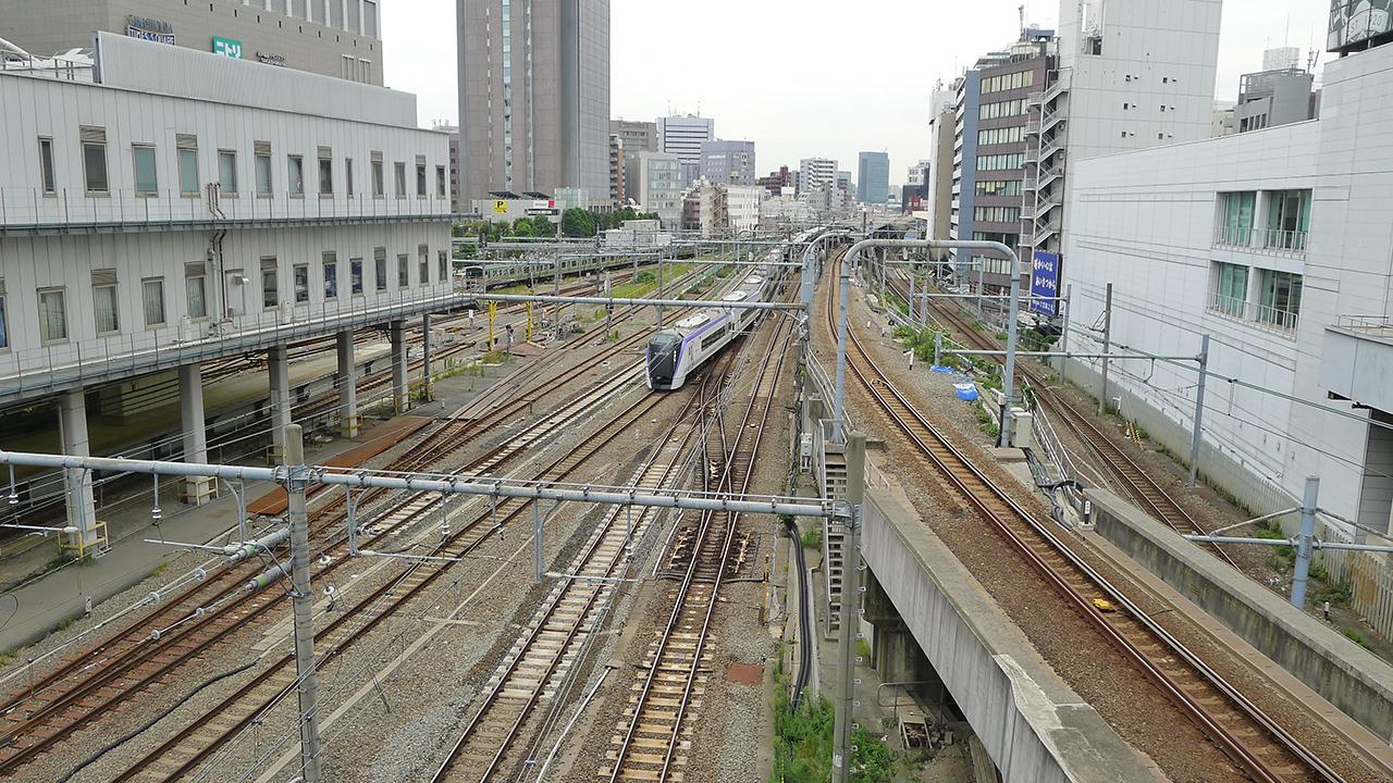 เส้นทาง รถไฟ ใน ญึ่ปุ่น