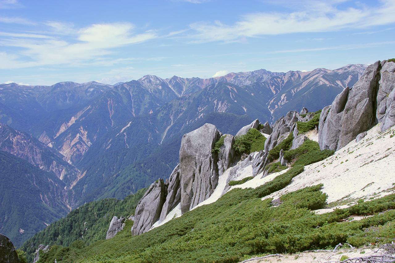 """ยอดเขาสึบาคุโระ (Mt.Tsubakuro) จ.นากาโน่ ได้รับการขนานนามว่า """"ราชินีแห่งเทือกเขาแอลป์ตอนเหนือ"""""""
