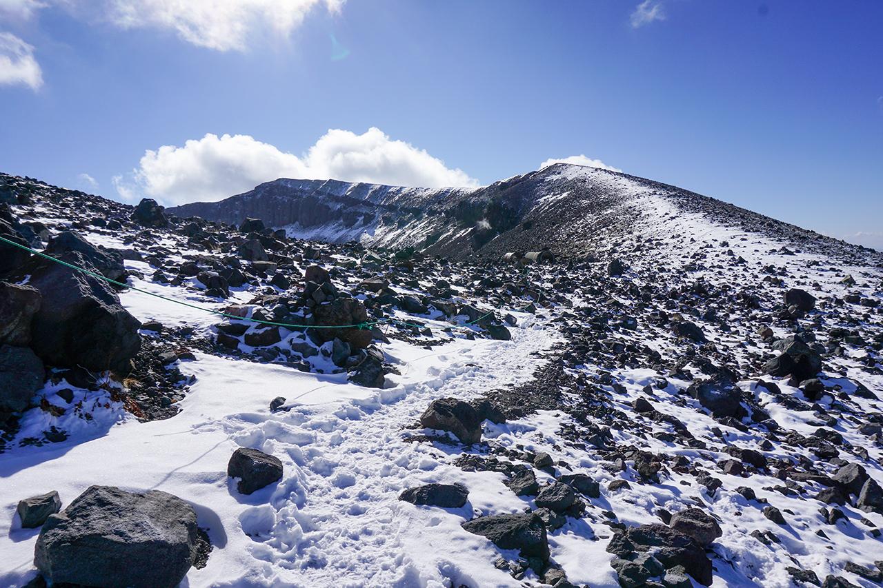 ภูเขาไฟอาซามะ (Mt. Asama) จ.กุมมะ (Gunma)