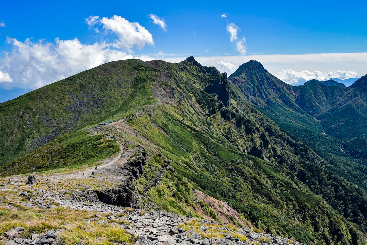 ภูเขาอากะ (Mt. Aka) จ.นากาโน่