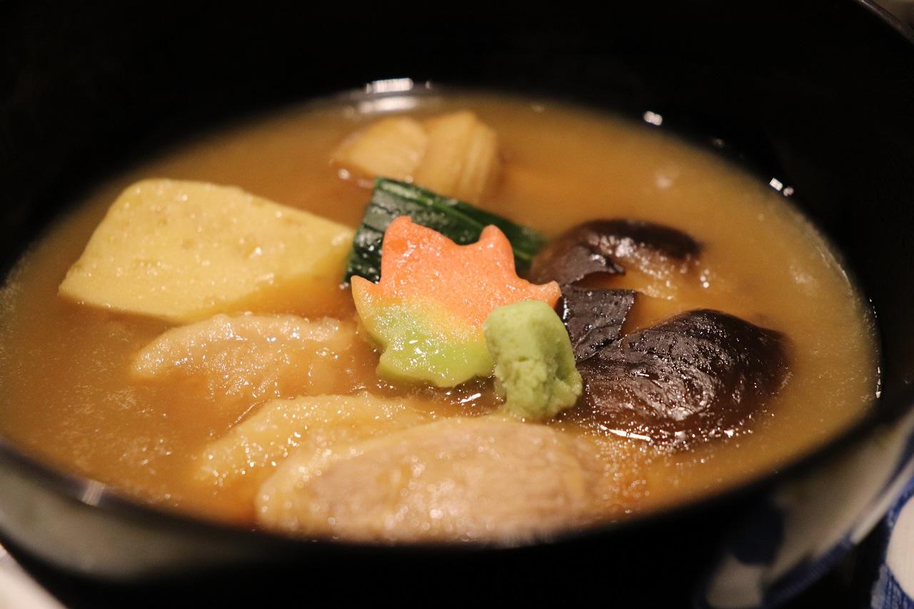 อาหาร จ.อิชิกาวะ (Ishikawa) - จิบุนิ (Jibuni)