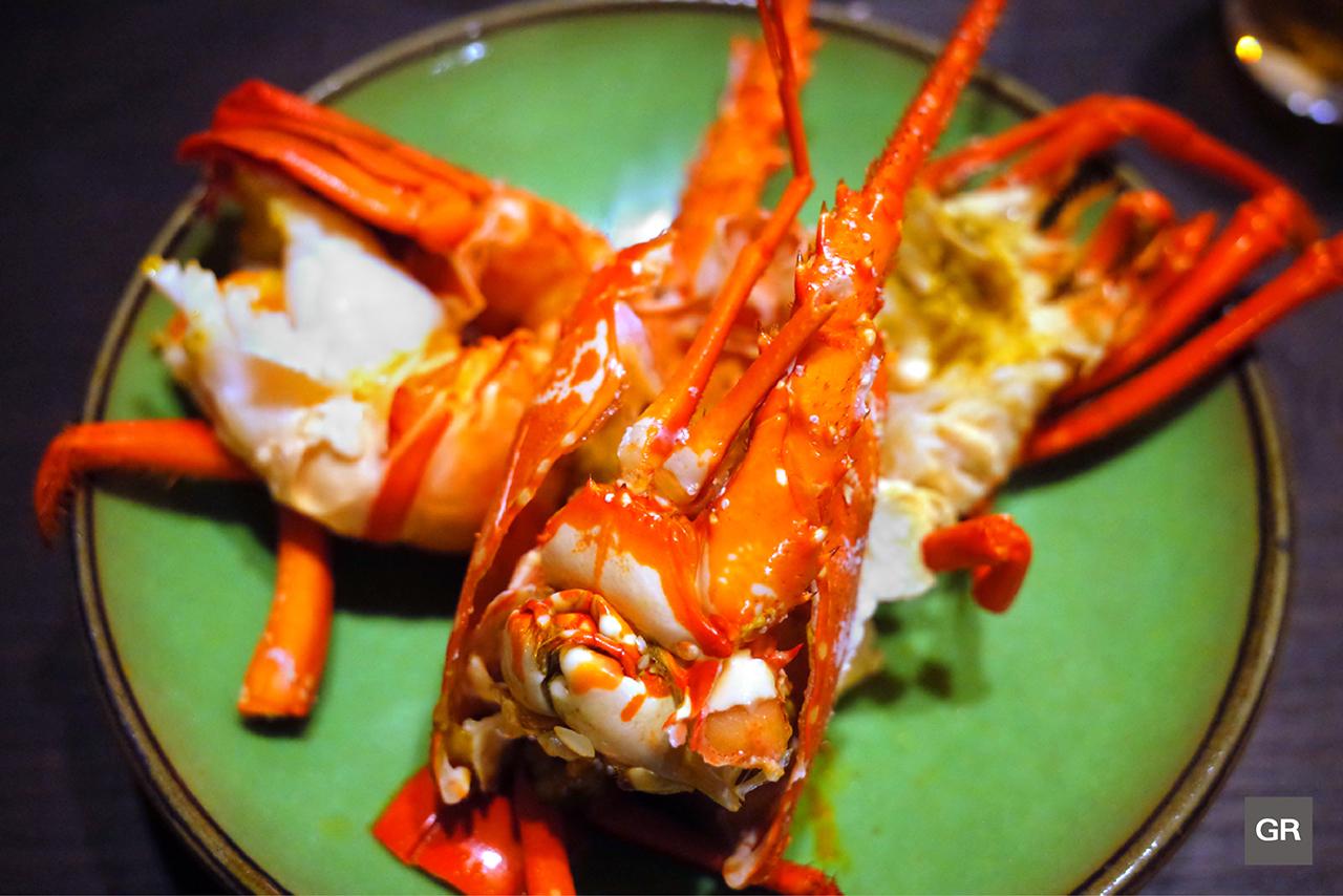 ISE-EBI (Japanese Spiny Lobster) กุ้งมังกรอิเสะ