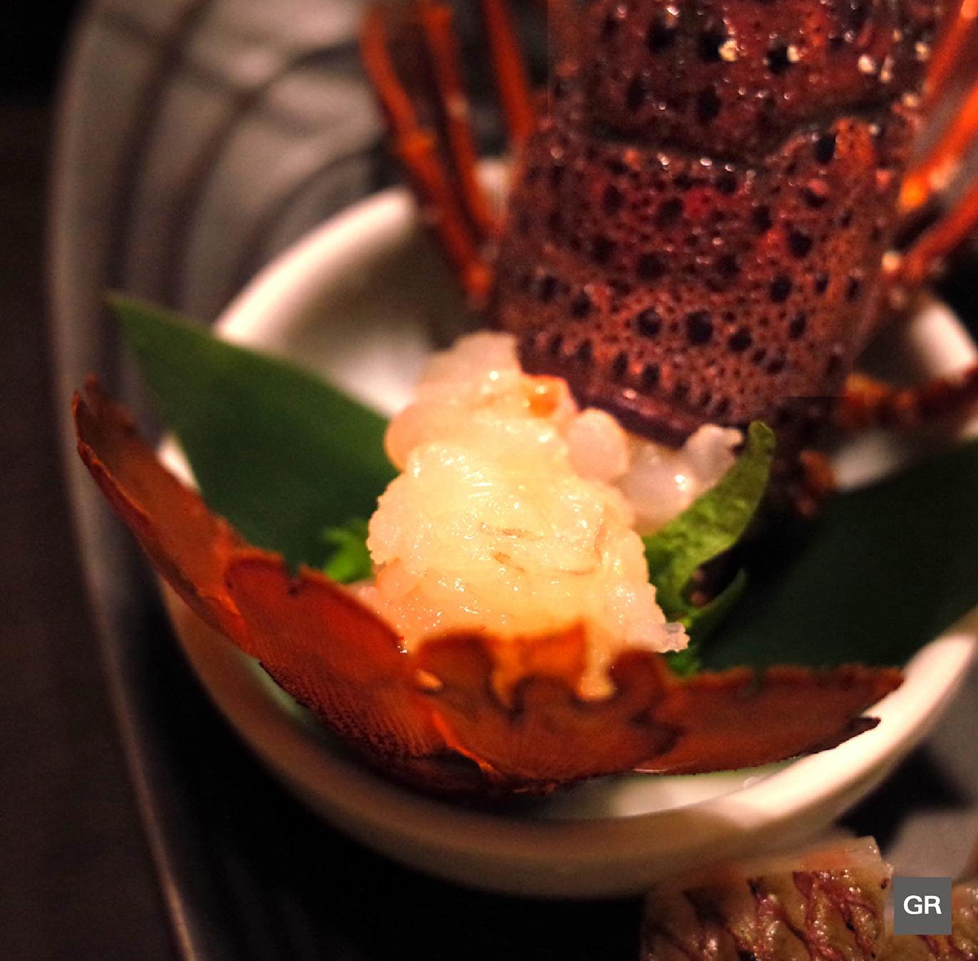 กุ้งมังกรอิเสะ หรือ ISE EBI (Japanese spiny lobster)