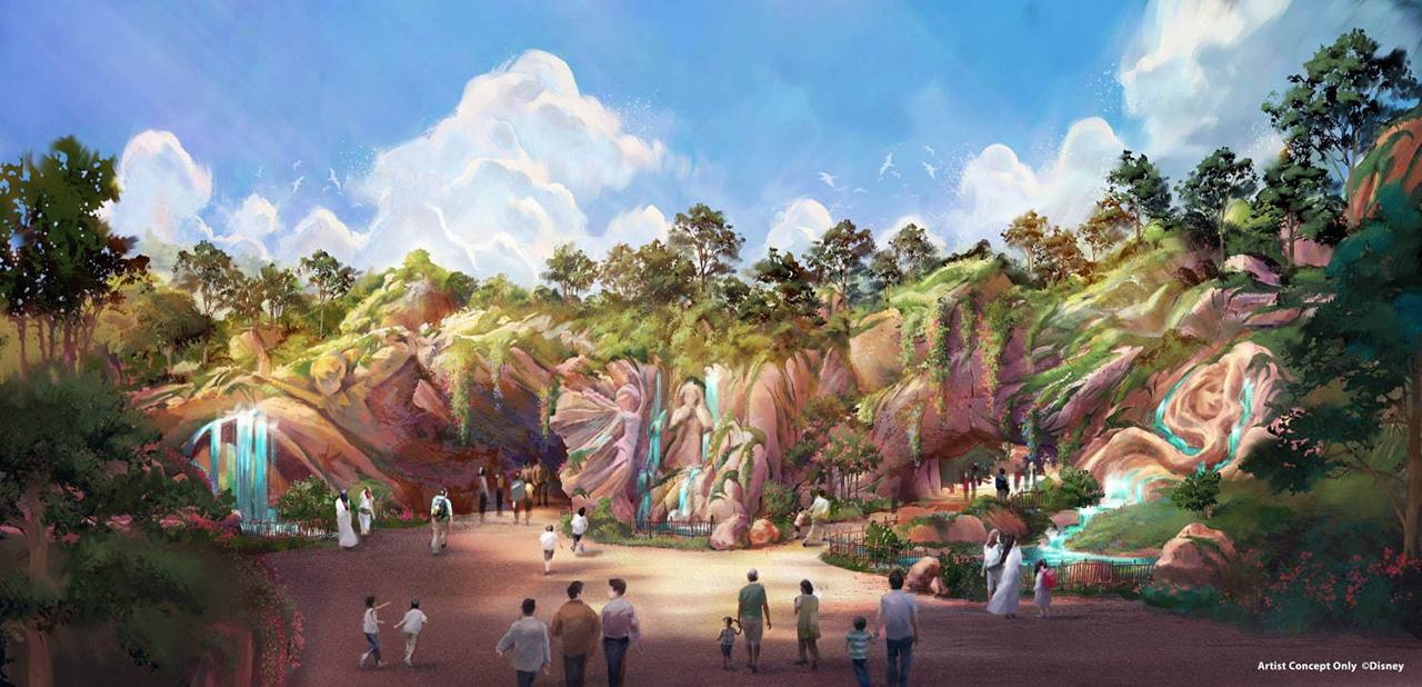 Fantasy Springs สวนสนุกโซนใหม่จาก Tokyo DisneySea